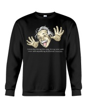 EINSTEIN - INSANITY Crewneck Sweatshirt tile