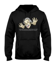 EINSTEIN - INSANITY Hooded Sweatshirt thumbnail
