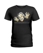 EINSTEIN - INSANITY Ladies T-Shirt thumbnail
