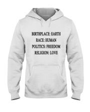 BIRTHPLACE EARTH Hooded Sweatshirt thumbnail