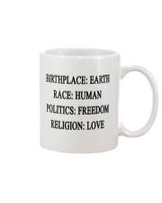BIRTHPLACE EARTH Mug thumbnail