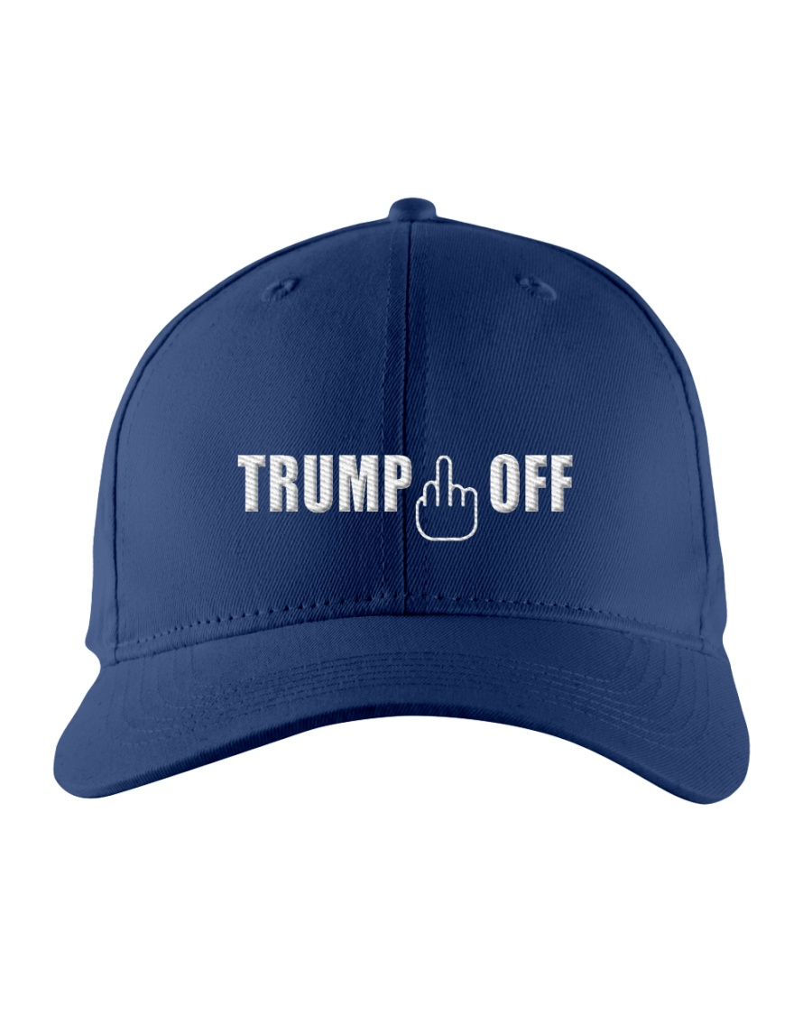 TRUMP OFF Embroidered Hat