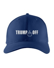 TRUMP OFF Embroidered Hat front