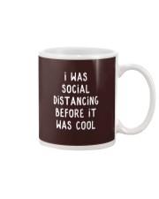 SOCIAL DISTANCING Mug thumbnail