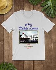 Catskills Summers Classic T-Shirt lifestyle-mens-crewneck-front-18