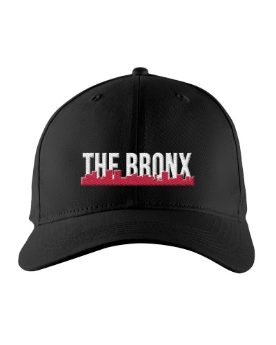 THE BRONX HAT with RED