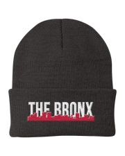 THE BRONX HAT with RED Knit Beanie thumbnail