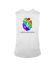 Live and Let Live PRIDE Sleeveless Tee thumbnail