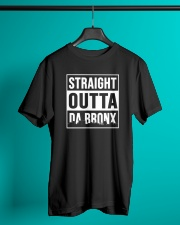 STRAIGHT OUTTA DA BRONX Classic T-Shirt lifestyle-mens-crewneck-front-3