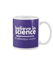 believe in science Mug front