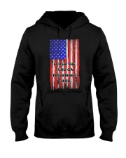FLUSH THE TURD - FLAG VERSION Hooded Sweatshirt thumbnail