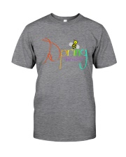Spring Bee Classic T-Shirt thumbnail