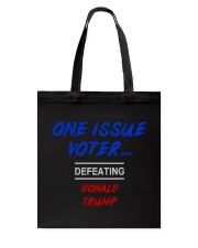 ONE ISSUE VOTER Tote Bag thumbnail