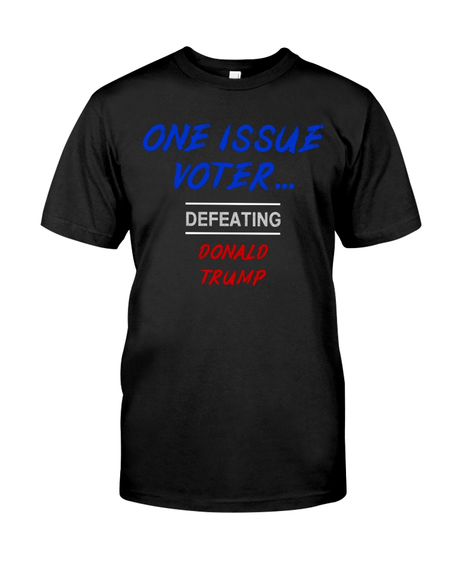 ONE ISSUE VOTER Classic T-Shirt