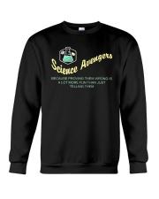 Science Avengers Crewneck Sweatshirt thumbnail