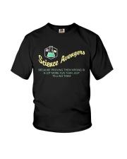Science Avengers Youth T-Shirt thumbnail