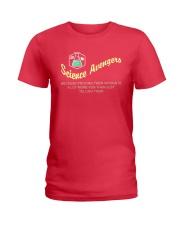 Science Avengers Ladies T-Shirt thumbnail
