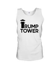 Trump Tower Unisex Tank thumbnail