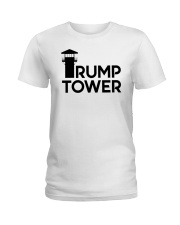 Trump Tower Ladies T-Shirt thumbnail