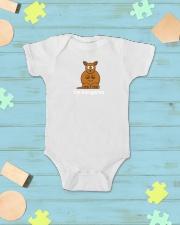 Cute baby onesie with Kangaroo print Onesie lifestyle-onesie-front-3