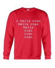 O bella ciao Crewneck Sweatshirt thumbnail