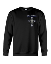Thin Blue Line T Shirt - Law Enforcement Crewneck Sweatshirt thumbnail