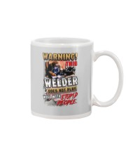 Welder does not play well with stupid people Mug thumbnail