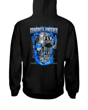 Concrete Finisher Can't Fix Stupid Hooded Sweatshirt thumbnail