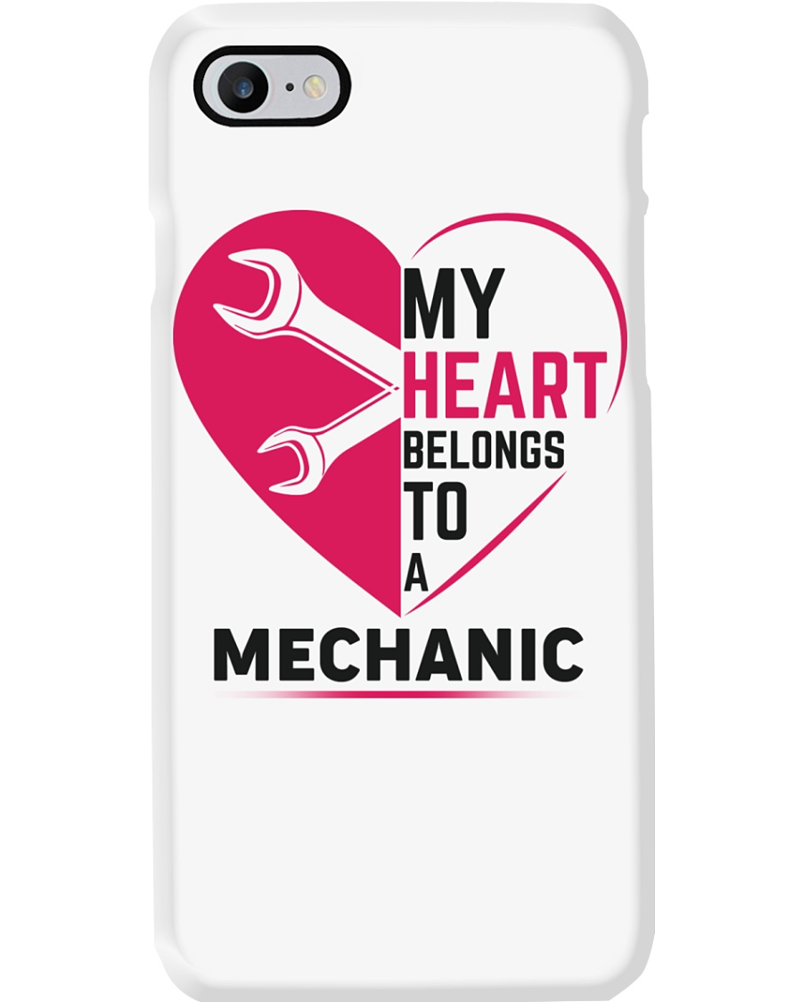 mechanic's Lady Phone Case
