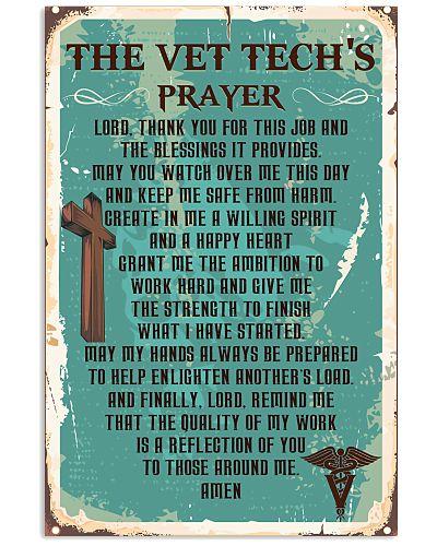 Vet Tech Prayer