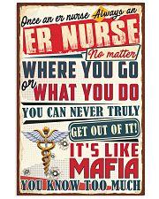 Truly ER Nurse 11x17 Poster front