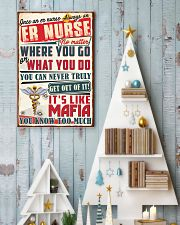 Truly ER Nurse 11x17 Poster lifestyle-holiday-poster-2