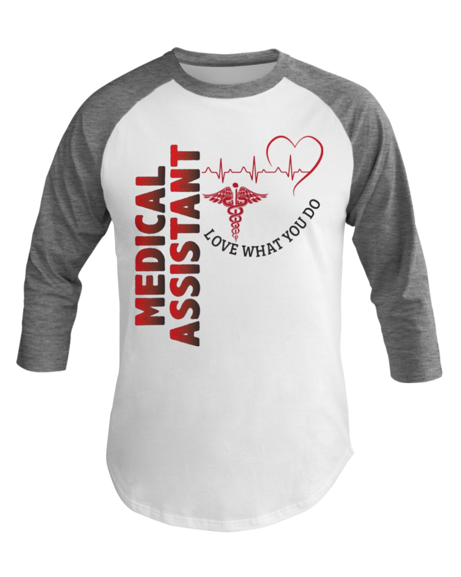 Proud Medical Assistant Baseball Tee
