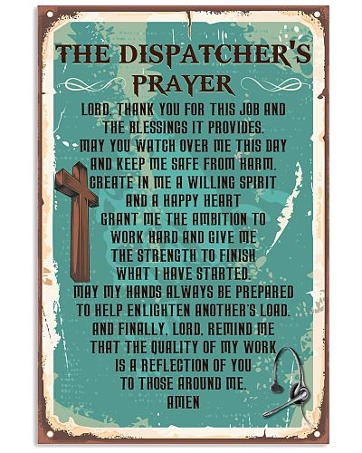 Dispatcher Prayer