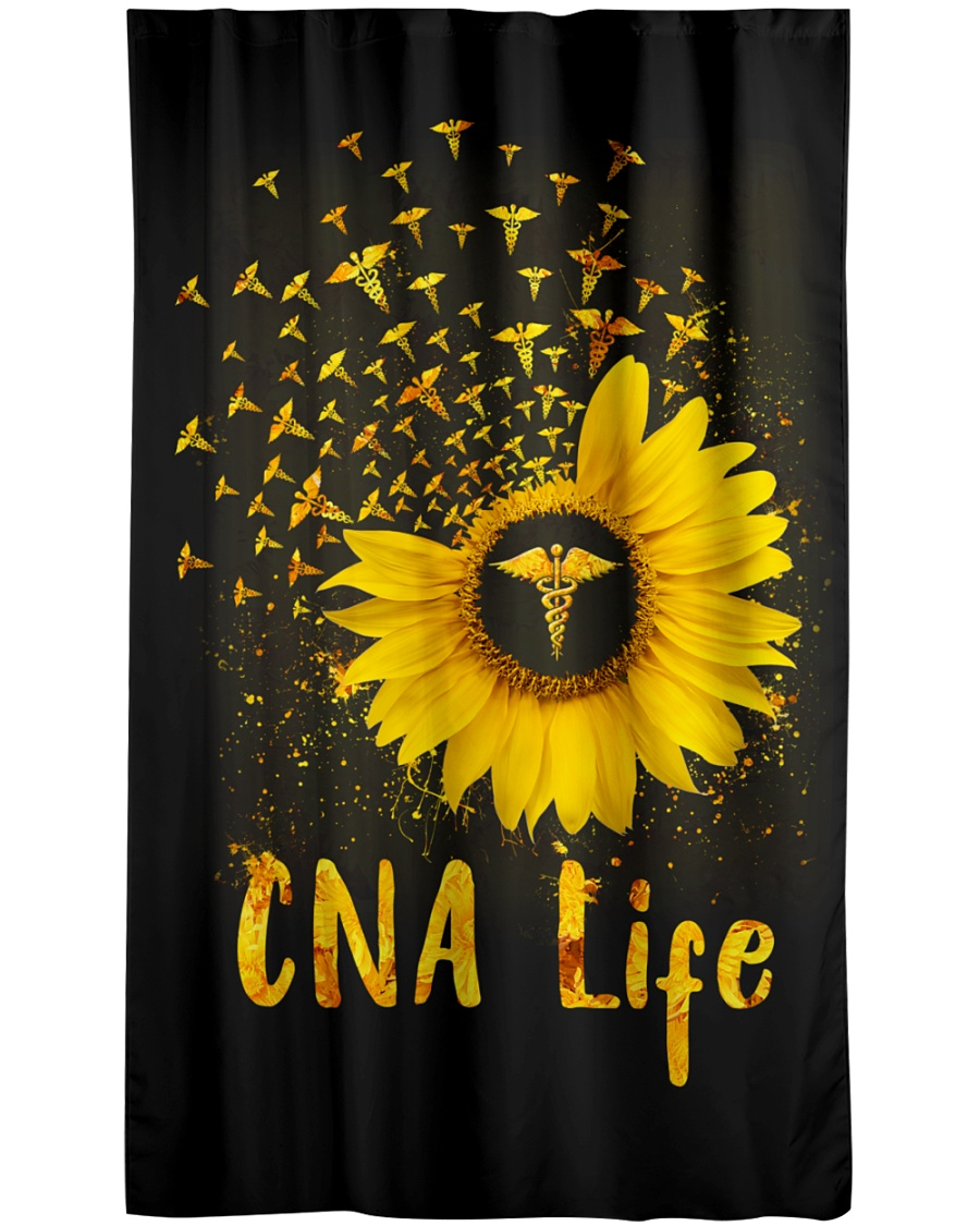CNA Life Window Curtain - Blackout