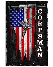 Proud Corpsman 11x17 Poster front