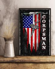 Proud Corpsman 11x17 Poster lifestyle-poster-3