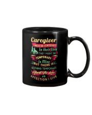 Caregiver- Nothing Temporary Mug thumbnail
