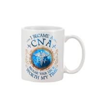 I Became a CNA Mug front