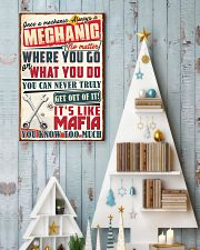 Truly Mechanic 11x17 Poster lifestyle-holiday-poster-2