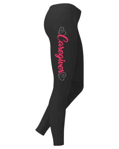 Awesome Caregiver Leggings