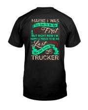 Cute Trucker's Lady Hoodie Classic T-Shirt thumbnail
