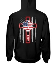 Proud Emt Shirt Hooded Sweatshirt thumbnail
