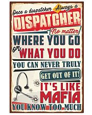 Truly Dispatcher 11x17 Poster front