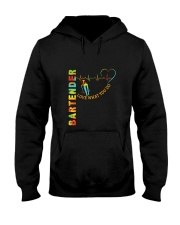Bartender Love What You Do Hooded Sweatshirt thumbnail