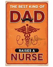 Proud Nurse's Dad 11x17 Poster front