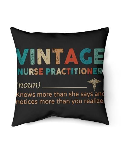 Vintage Nurse Practitioner