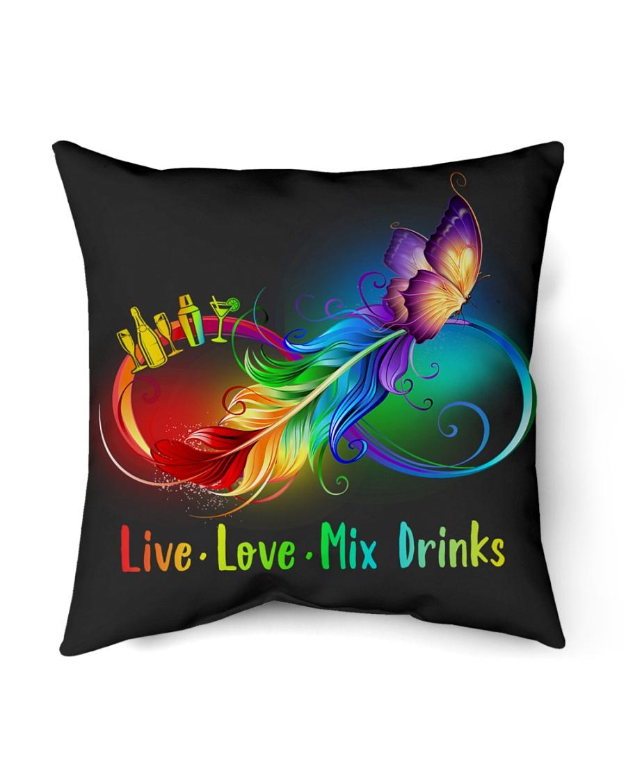 """Bartender Indoor Pillow - 16"""" x 16"""""""