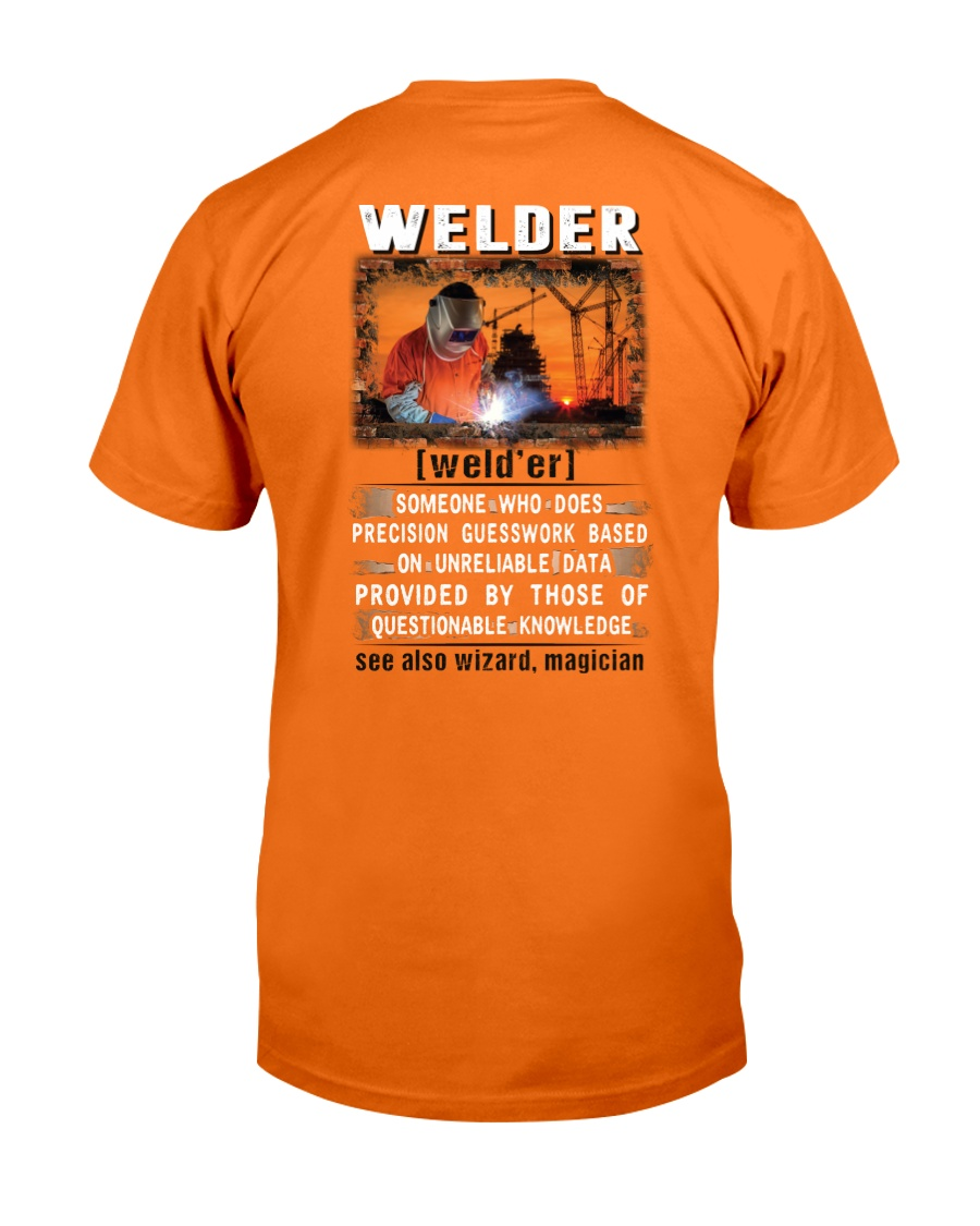 Welder's True Definition Classic T-Shirt