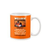 Welder's True Definition Mug thumbnail